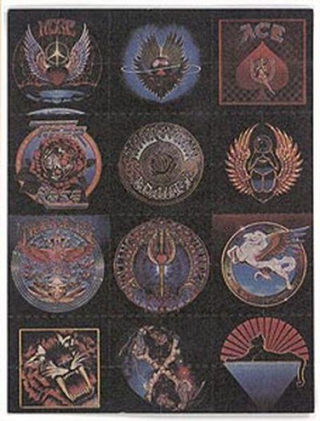Psychedelic Blotter Art (65 pics)