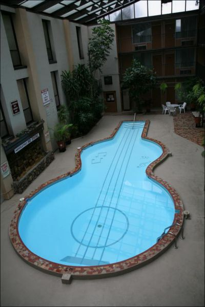 Wanna Swim in the Guitar? (13 pics)
