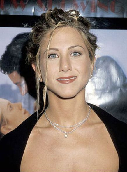 Jennifer Aniston - from Baby to Woman (26 pics)