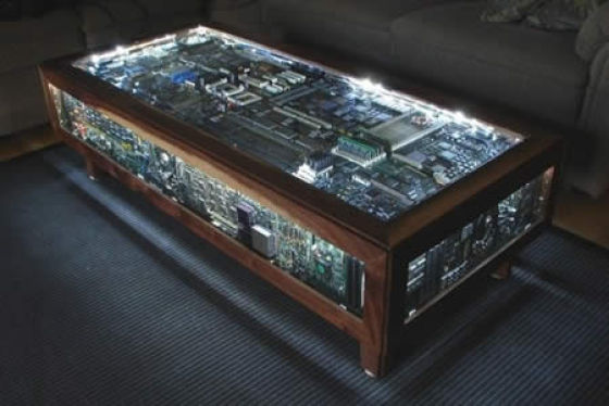 The Benefits of Recycled Stuff (21 pics)