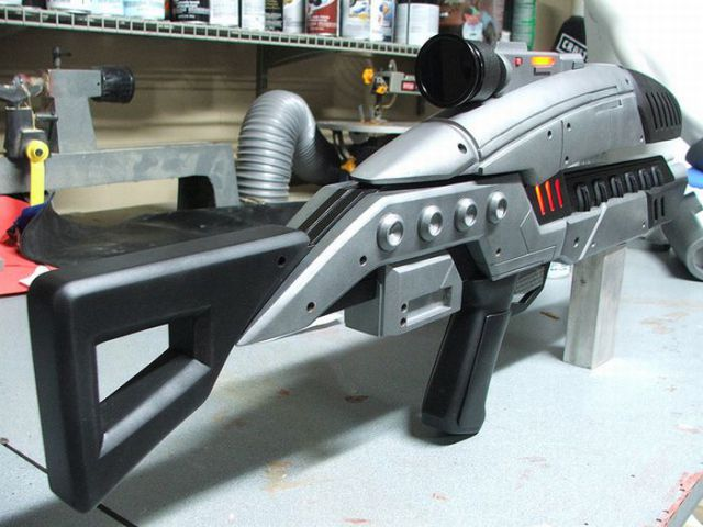 Awesome Mass Effect Rifle Replica (61 pics)