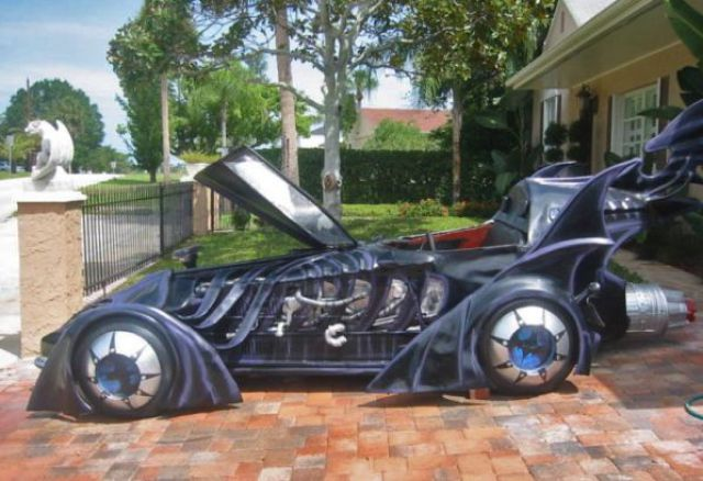 Custom Cars Geeks Will Love (28 pics)