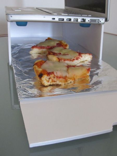 Unique Mac Pizza Warmer