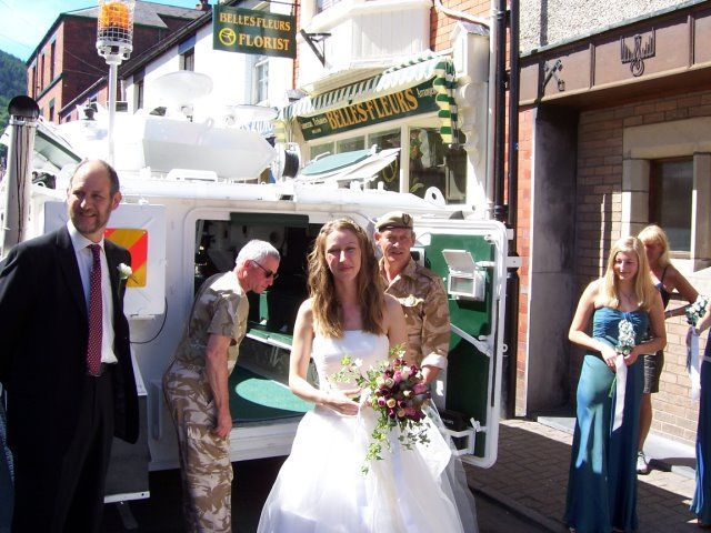 In This Tank, I Thee Wed